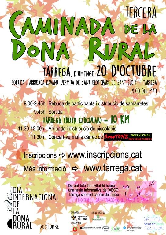 Caminada Dona Rural 2019