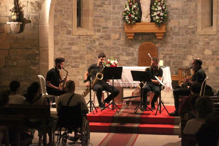 InMotion Sax Quartet Sant Eloi