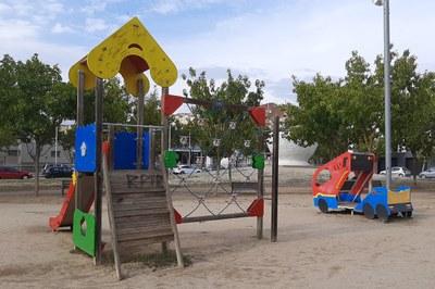 Parc infantil Tàrrega
