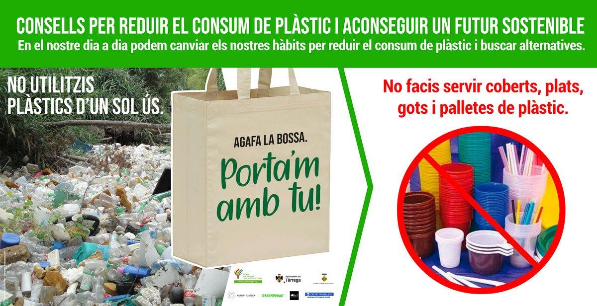 Campanya Plàstics