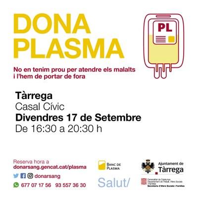 Donació de plasma