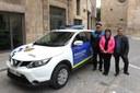 L'Ajuntament de Tàrrega adquireix un nou vehicle de la Policia Local a través de la central de compres de l'Associació Catalana de Municipis, estalviant un 15%