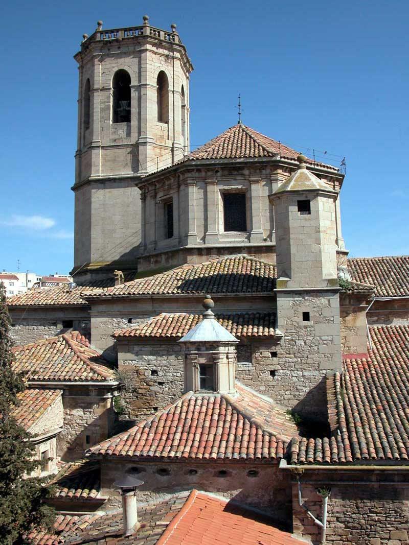 Temple de Santa Maria de l'Alba