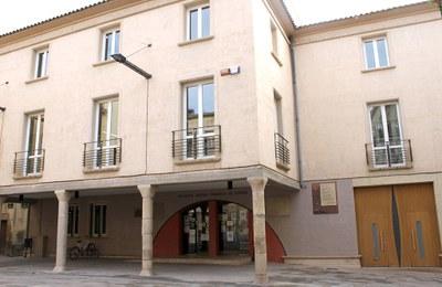 Biblioteca Central Comarcal - Exterior