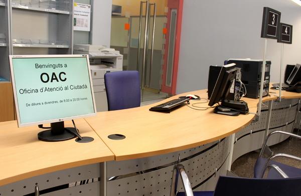 Oficina d'Atenció al Ciutadà