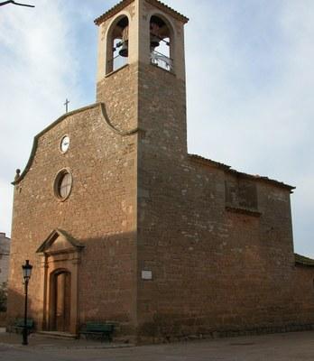 Església Santa Maria de Montmagastrell