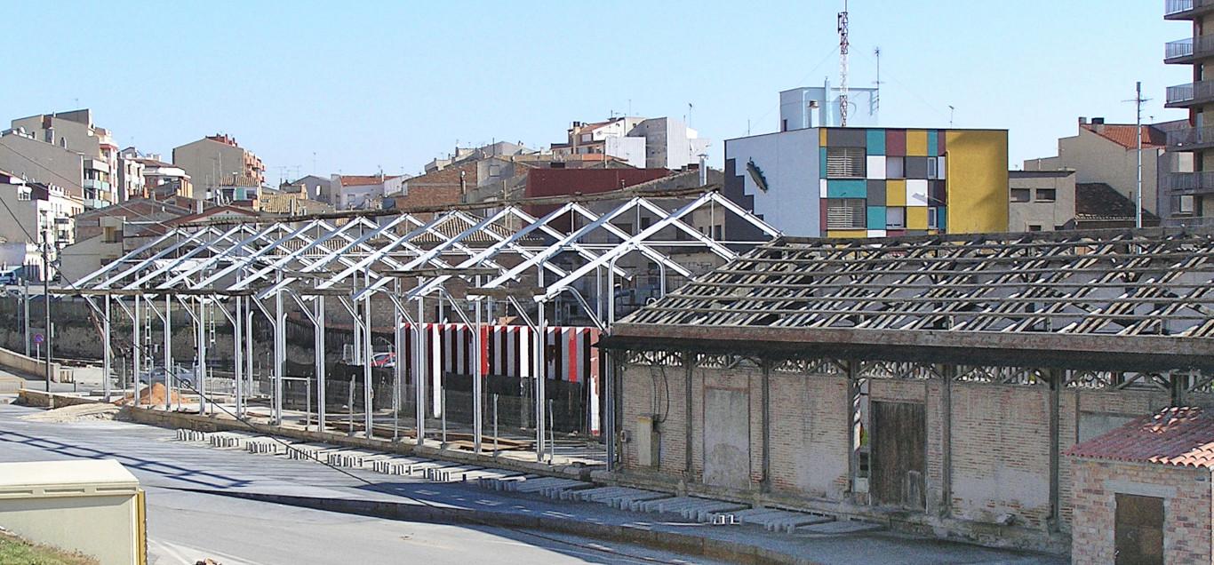 Estació Tren 3