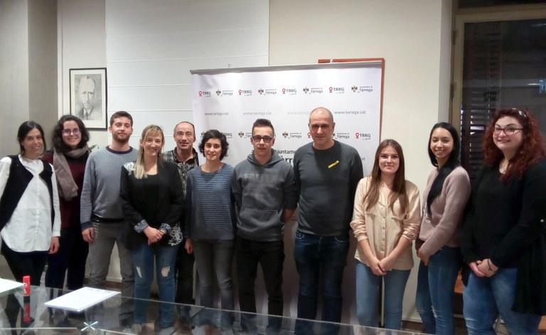 Èxit de la primera acció conjunta del Centre de Formació La Solana de Tàrrega i l'Institut Municipal d'Ocupació de Lleida per a promoure la inserció laboral de gent jove