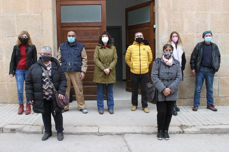 L'Ajuntament de Tàrrega contracta 9 persones en situació d'atur dins el programa Treball i Formació