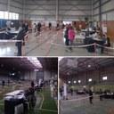 Jornada electoral del 14-F a Tàrrega sense incidències, amb èxit del dispositiu especial per compatibilitzar el dret a vot amb les mesures de seguretat sanitària