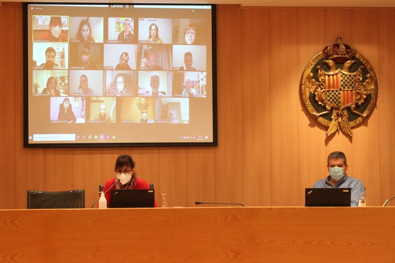 El Ple de Tàrrega aprova una moció de suport al conseller Bernat Solé, condemnat per desobediència greu per l'1 d'Octubre