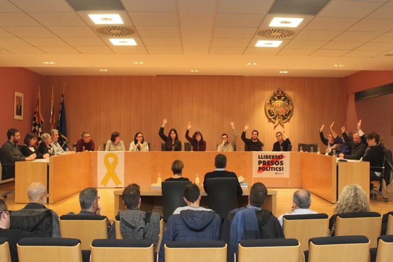 Tàrrega suma el grup municipal del PSC a l'Equip de Govern format per ERC i CUP